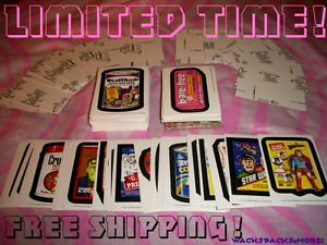 2014 WACKY PACKAGES OLD SCHOOL 5TH SERIES~PICK~A~SINGLE~ONLY $1.29 EACH LUDLOW