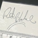 richie blackmore Signature Decal Waterslide For Guitar
