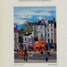 Michel Delacroix Parfumerie Guerlain 1986 Art Ad Advertisement