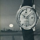 1964 Tissot Watch Company Tissot Seastar Seven Advert Vintage 1964 Swiss Ad Suisse Advert Horology