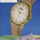 1953 Precimax Watch Company Neuchatel Switzerland Vintage 1953 Swiss Ad Suisse Advert