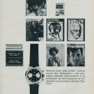 Breitling Watch Company Switzerland 1964 Swiss Ad Suisse Horlogerie Advert