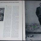 1966 Conversation with Max Ernst Vintage 1966 Art Magazine Article by Alexander Watt