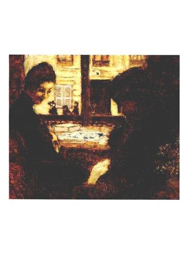 Pierre Bonnard Femmes a la Fenetre Ou Chez Art Ad Advertisement