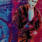 Andy Warhol James Dean Rebel Without A Cause (Detail) Art Ad