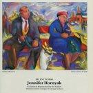 Jennifer Hornyak Sunday Afternoon 1987 Art Ad Advertisement