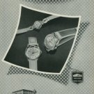 1949 Norexa Watch Company Geneva Switzerland Vintage 1949 Swiss Ad Suisse Advert Horlogerie