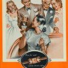 1949 Doxa Watch Company Switzerland Vintage 1949 Swiss Ad Suisse Advert Horology