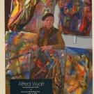 Alfred Wyatt 1985 Art Exhibition Ad