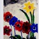 Emil Nolde Sommerblumen Art Ad