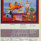 Peter Paone A Child's World 1980 Art Ad Advertisement