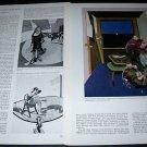 Francis Bacon Vintage 1968 Art Magazine Article by Michael Peppiatt