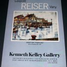 1972 Leopold Reiser Vany Greet-Siel Friesland 1972 Art Ad Advert Kenneth Kelley Gallery