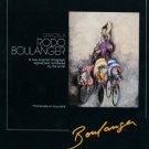 Graciela Rodo Boulanger Promenade en Bicyclette 1980 Art Ad