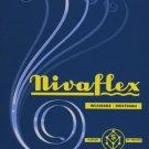 1959 Nivaflex Company Switzerland 1959 Swiss Ad Suisse Advert Horlogerie Horology