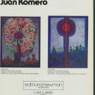 1980 Juan Romero Spring Tree Luna Park 1980 Art Ad Publicite Advert Advertisement
