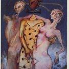 Kathleen Morris Eros Yin Wang 1987 Art Ad Publicite Advert Advertisement