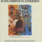Theo Tobiasse The Little Mermaid 1980 Art Ad Publicite Advert Advertisement