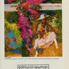 Nicola Simbari Il Giardino 1980 Art Ad Publicite Advert Advertisement