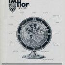 1956 Arthur Imhof SA La Chaux-de-Fonds Suisse Publicite Swiss Print Ad Switzerland
