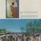 Artist Hans Richter Vintage 1968 Art Magazine Article by Cleve Gray
