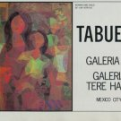 Tabuena Vintage 1974 Art Ad Woman and Child Publicite Advert