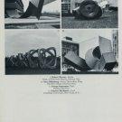 Robert Murray Claes Oldenburg George Sugarman Clement Meadmore Vintage 1974 Art Ad Publicite Advert