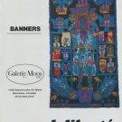 Laliberte Vintage 1974 Art Ad Publicite Advert1970s Advertisement Galerie Moos, Montreal