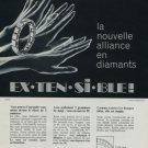1971 Jeweler Henri Lesieur Paris France Vintage 1971 Swiss Ad Suisse Publicite Advert