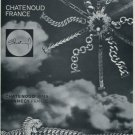 Chatenoud France 1971 Swiss Print Ad Suisse Publicite Advert Horology Horlogerie