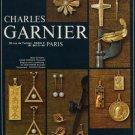 1968 Jeweller Charles Garnier Paris France Vintage 1968 Swiss Ad Suisse Advert