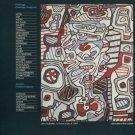 Jean Dubuffet Le Verre d'Eau II Vintage 1976 Art Ad Richard Gray Gallery