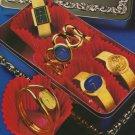 1973 Juvenia Watch Company Vintage 1973 Swiss Ad Suisse Advert Horlogerie Horology