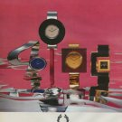 Solvil et Titus Watch Company Geneva Switzerland Vintage 1973 Swiss Ad Suisse Advert Horology