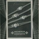 1950 Vacheron & Constantin Watch Company 1950 Swiss Ad Suisse Advert Switzerland Horlogerie Horology