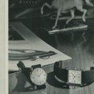 1950 Vacheron & Constantin Watch Company Geneve Vintage 1950 Swiss Ad Suisse Advert Switzerland