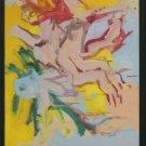 Willem de Kooning East Hampton X Art Ad Advertisement