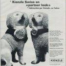 1972 Kienzle Watch Company Vintage 1972 Swiss Ad Suisse Advert Horology Horlogerie