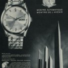 1967 Sandoz Watch Company Switzerland Vintage 1967 Swiss Ad Suisse Advert Horology