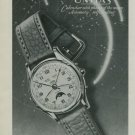 1950 Unitas Watch Company A. Reymond Tramelan Switzerland Vintage 1950 Swiss Ad Suisse Advert
