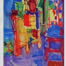 Hans Hofmann Studio Unfinished Art Ad