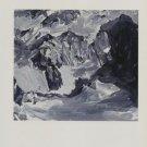 Gerhard Richter (1970) Art Ad Advertisement