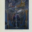 Mihail Chemiakin Buchenwald 1987 Art Ad Advert Advertisement