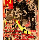 Mimmo Rotella Tragedia Art Ad Advertisement