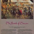 Salvador Dali 1982 Art Ad The Battle of Tetuan Advert Advertisement