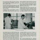 1944 Felca Watch Company 25th Anniversary Vintage 1944 Swiss Magazine Article Switzerland