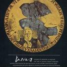 1969 Jose Luis Cuevas Homage to Quevedo Hechizera Antigua (#165) 1969 Art Ad Advertisement