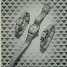 1950 Orano Watch Company Langnau Switzerland Vintage 1950 Swiss Ad Suisse Advert