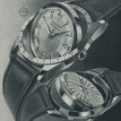 1956 Ductor Watch Company Mildia Watch Company Switzerland Vintage 1956 Swiss Ad Suisse Advert