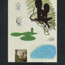 1968 Claes Oldenburg Notes Vintage 1968 Art Ad Advert Advertisement